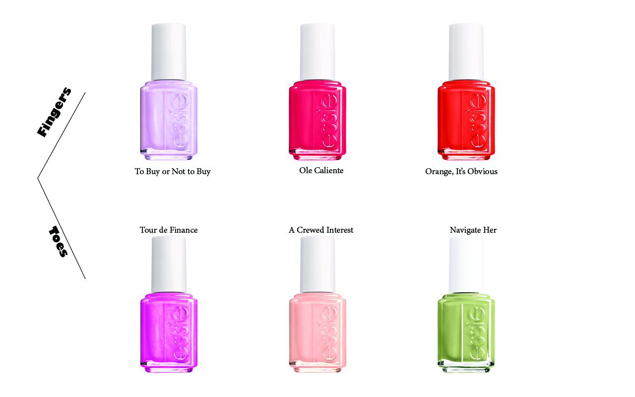 Essie Makes Some Of My Favorite Nail Polishes