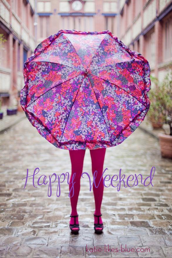 weekend fashion: